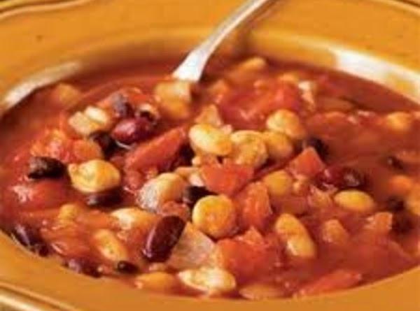 Susan's Vegetarian Chili Recipe