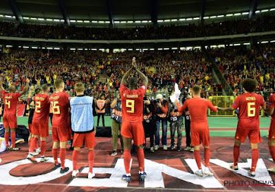 Geen supporters welkom in wedstrijd tussen Rode Duivels en Ivoorkust