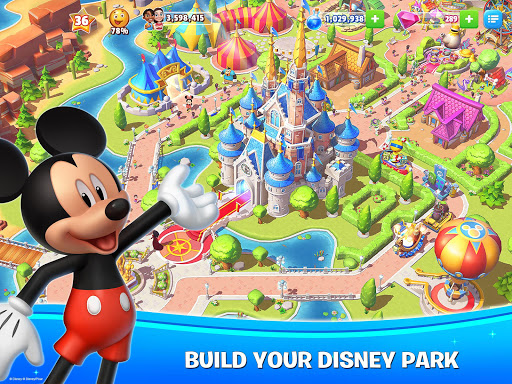 Disney Magic Kingdoms: Build Your Own Magical Park  screenshots 7
