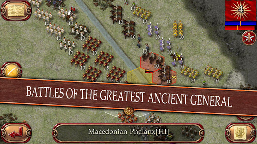 Ancient Battle: Alexander - screenshot