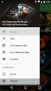 Healthy Recipes for Fitness- screenshot thumbnail