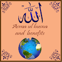 99 Names of ALLAH and Benefits icon