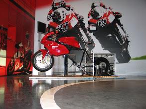 Photo: ... rund ums Motorrad gezeigt werden. Das Projekt startet demnächst für Schulklassen.