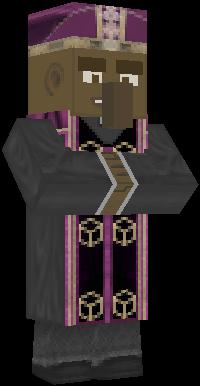 purple priest