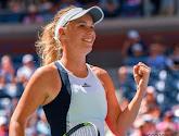 Wozniacki zet met fantastisch tennis Radwanska opzij (met beelden!)