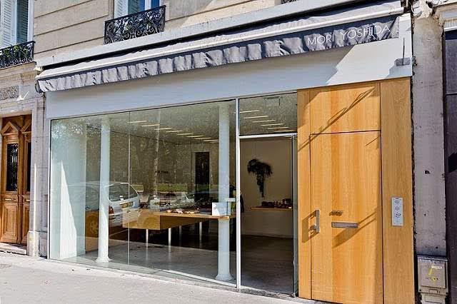 モリヨシダフランスパリの店舗