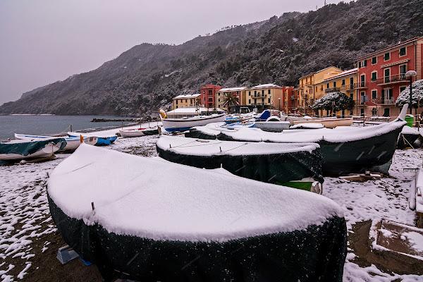 Una neve inaspettata di LucaMonego