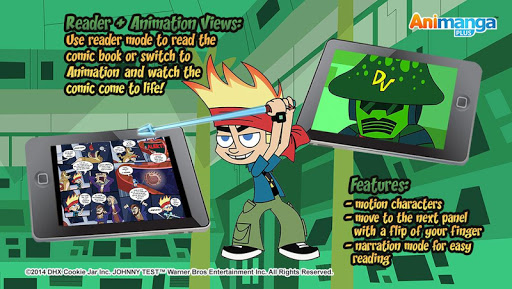 Johnny Test 1.0.38 screenshots 2