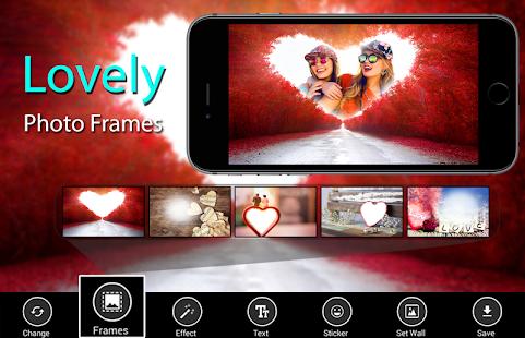 Lovely Photo Frames - náhled