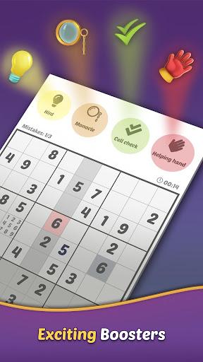 Sudoku Cats - Free Sudoku Puzzles 1.1.0 screenshots 6