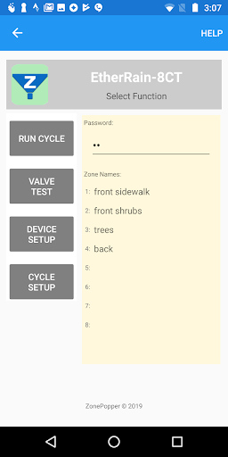 ZonePopper screenshot 3