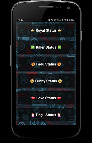 Download Hindi Attitude Status APK latest version App by