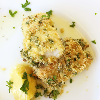 Baked Fish Fingers (Grain Free).