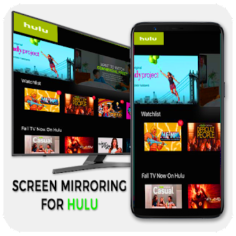 Screen mirroring For Hulu- Free
