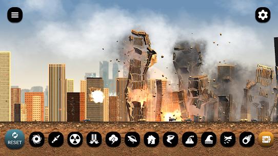 City Smash MOD (Unlimited Skills) 1