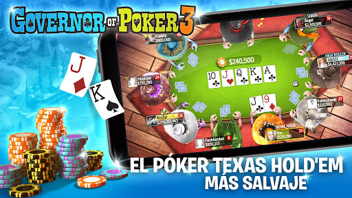 Governor of Poker 3: POKER EN LIGNE GRATUIT HOLDEM  captures d'écran 2