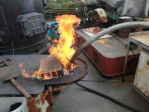 Photo: Warm stoken