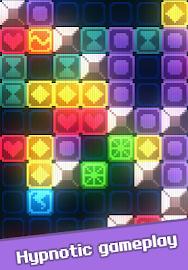 Glow Grid - Retro Puzzle Game Screenshot 2