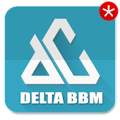DELTA - Tema Transparan For BB