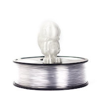 Clear Translucent MH Build Series PETG Filament - 1.75mm (1kg)