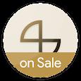 Talitha Round - Oreo Adaptive Icon Pack icon
