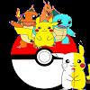 Draw Pikatchu & His Friends