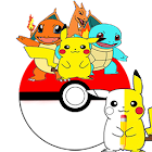 Draw Pikatchu & His Friends icon