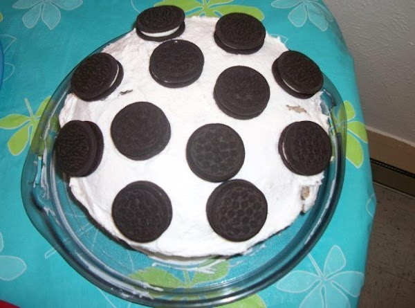 Cookies And Cream Cake Recipe