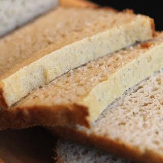 Chestnut & Rice Flour Bread.