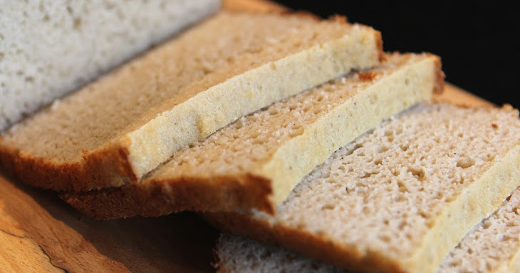 Chestnut & Rice Flour Bread Recipe