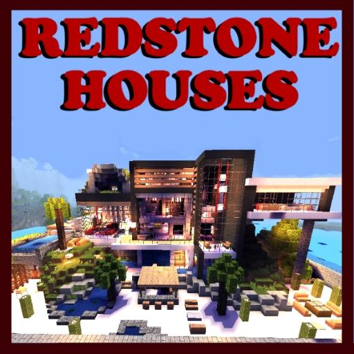 Redstone Houses for MCPE