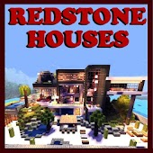 Redstone Houses for MCPE 🏚️