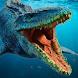Under Water Dinosaur Hunting Dinosaur Hunter