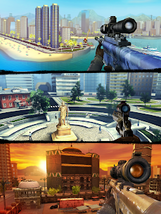 Sniper 3D Assassin Gun Shooter FPS MOD 2.14.7 (Unlimited Gold/Gems) Apk 9