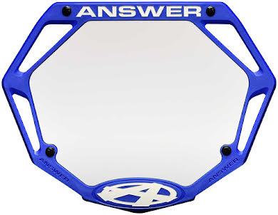 Answer BMX 3D Pro Number Plate alternate image 4