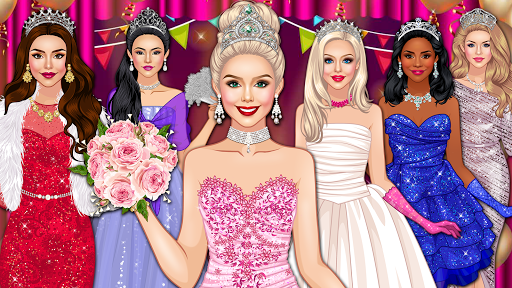 Prom Queen Dress Up - High School Rising Star  screenshots 17
