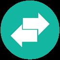 File transfer - share files icon
