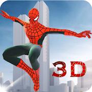 Strange Spider Hero Future War