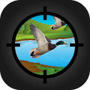 Shoot the Birds. Jungle Sniper Duck Hunter