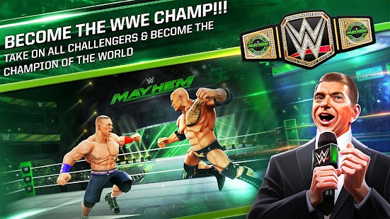 WWE Mayhem- screenshot thumbnail