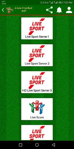 Live Cricket TV - Live Sports TV screenshot 3