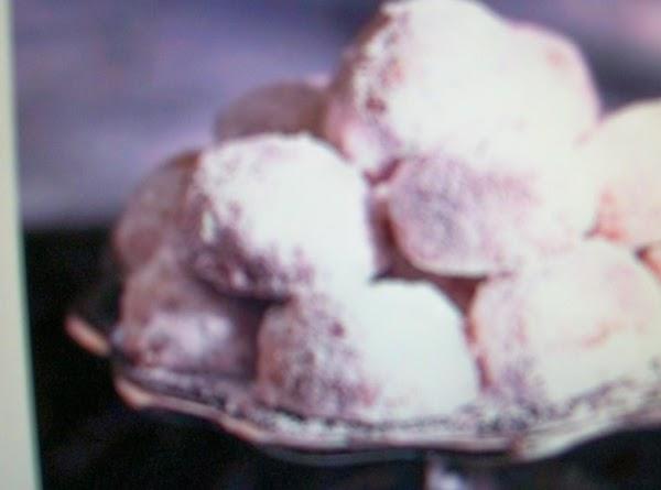 Coconut Yummies (cookie) By Freda Recipe