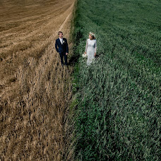 Wedding photographer Saulius Aliukonis (onedream). Photo of 23.07.2018