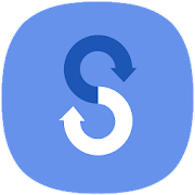 App Icon for Samsung Smart Switch Mobile App in Hong Kong Play Store