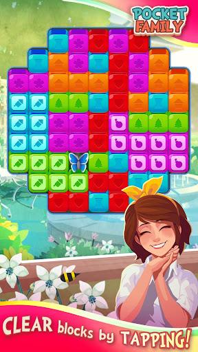 Pocket Family Dreams: Play & Build a Virtual Home screenshots 1