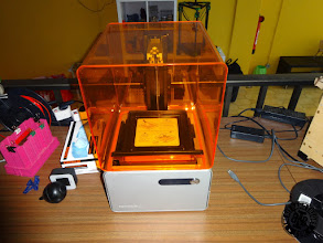 Photo: MILL FormLabs 3D Printer