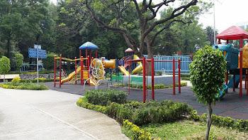 Parque Alfonso Esparza Oteo
