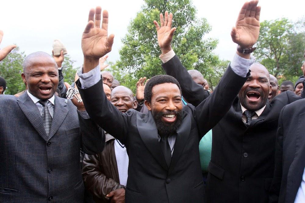 Dalindyebo paroled but will not rule yet - TimesLIVE