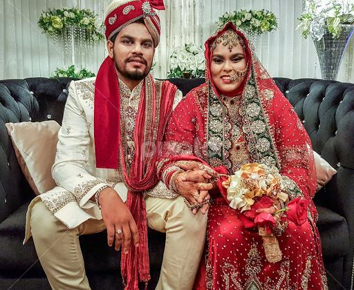 Indian Muslim Wedding By Abdul Salim Bride Groom