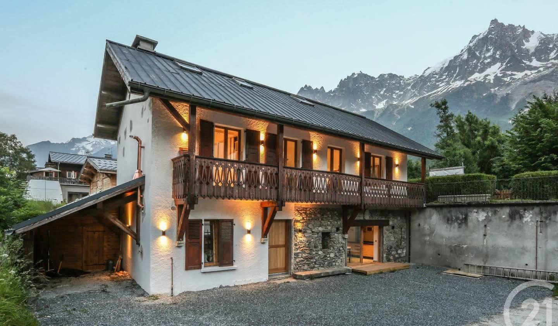 House Chamonix-Mont-Blanc